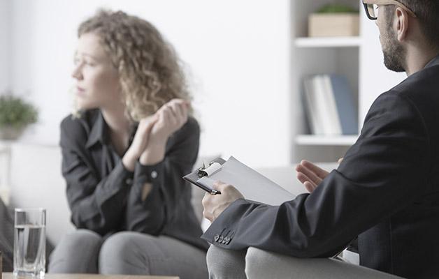 Kdaj potrebujemo psihoterapevta?